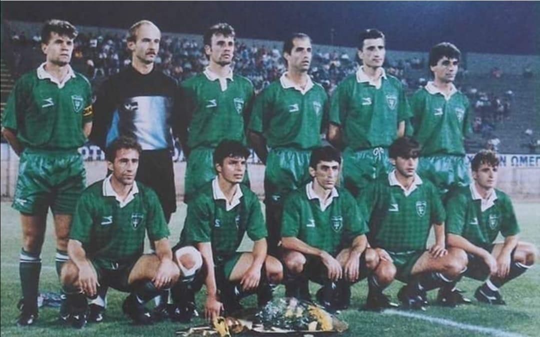 Εδεσσαϊκός: Η «χρυσή» 11άδα της πενταετίας στην Α΄ Εθνική (1992-1997)