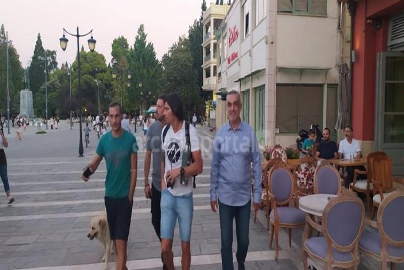 Στην Τρίπολη ο Μπλάνκο: Αχ ρε καψερέ Παναρκαδικέ, το Αιγάλεω δεν το… ρώτησες; (+pic)